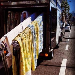 加熱乾燥車 寝具乾燥車 ふとん乾燥車 布団乾燥車