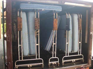 加熱乾燥車 布団乾燥車 寝具乾燥車 ふとん乾燥車