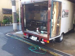 加熱乾燥車 寝具乾燥車 ふとん乾燥車 布団乾燥車 畳乾燥車 たたみ乾燥車