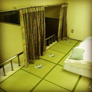 宿直室 畳 乾燥