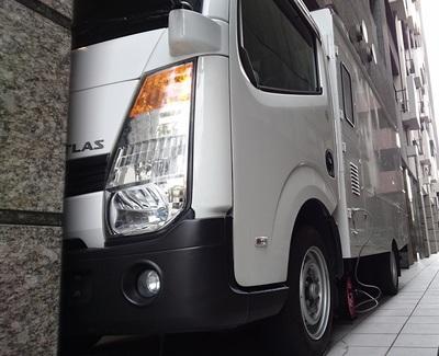 加熱乾燥車 寝具乾燥車 ふとん乾燥車 布団乾燥車 畳乾燥車 たたみ乾燥車 和歌山県 和歌山市 ホテル ビジネスホテル 旅館